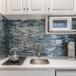 Myrtle Beach Gold Condo Vacation Rental kitchen 2 scaled