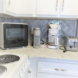 Kitchen appliances scaled