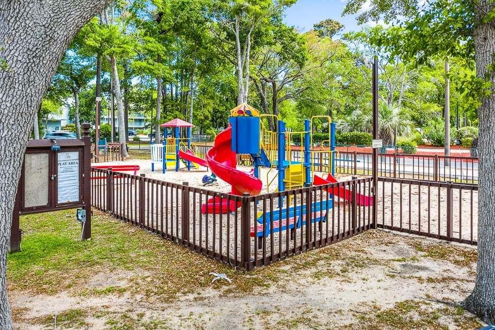 Renaissance Tower Playground 1